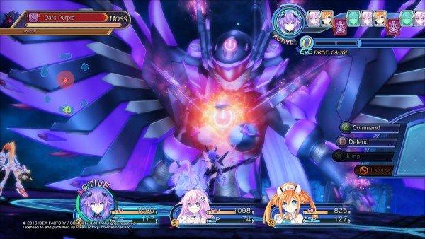 Megadimension Neptunia VII - 5