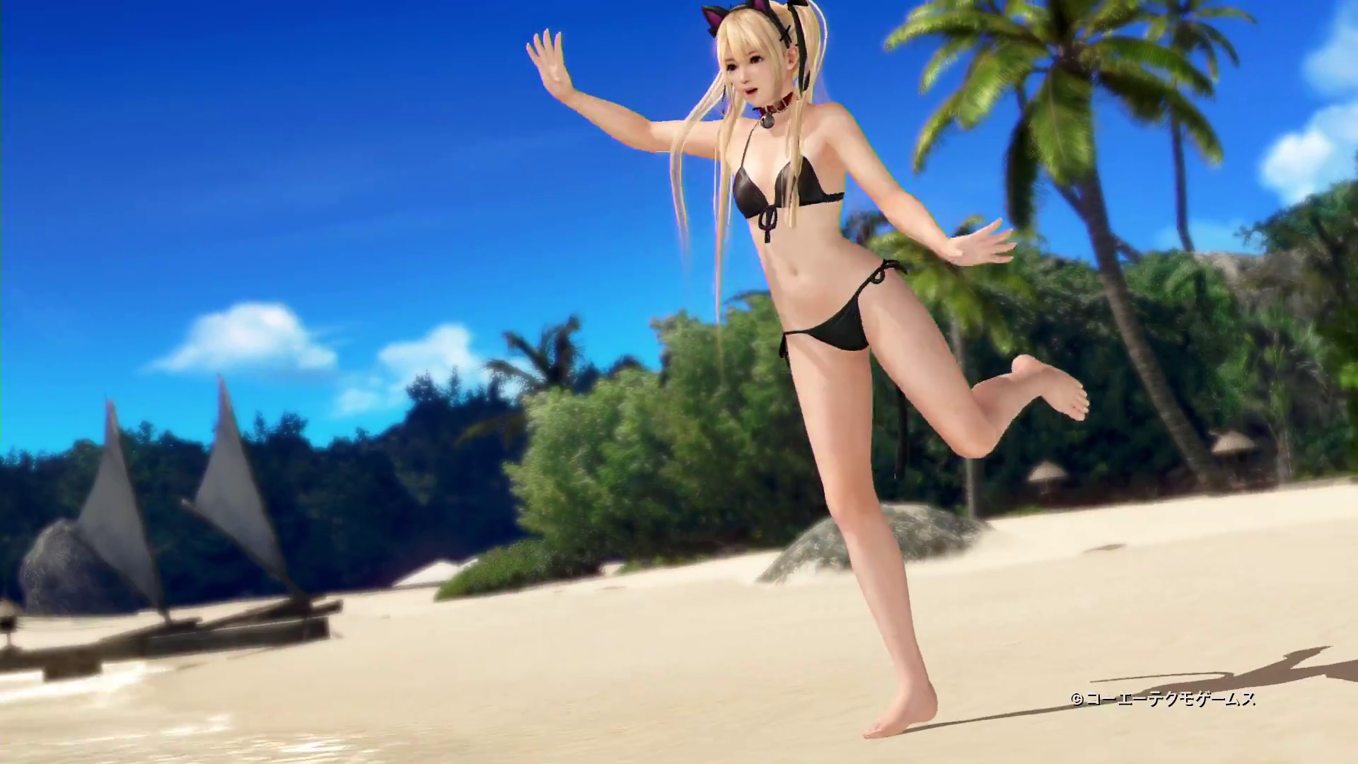 Dead Or Alive Xtreme 3 Marie Rose Hd Trailer Rice Digital