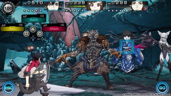 ray gigant 01 Multiple enemies