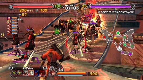 Guilty Gear 2 Overture Now on Steam - Gameplay