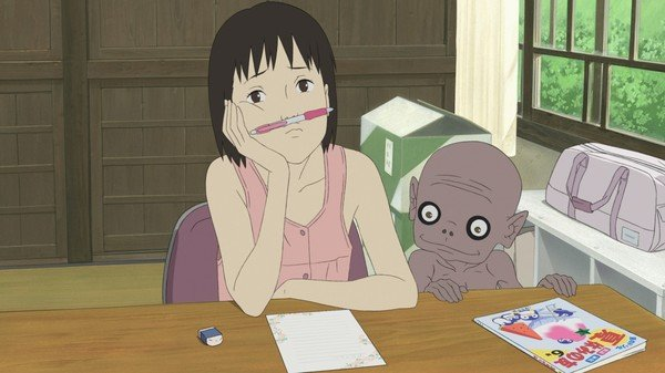 anime limited a letter to momo screenshot