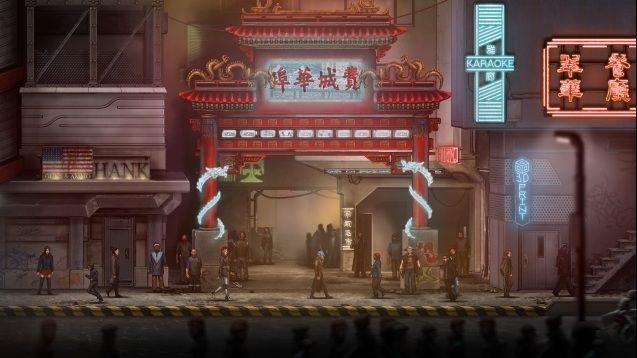 Dex PS4 Screenshot