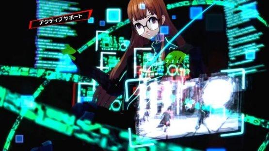 Persona 5 New Character Details - Sakura 2