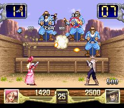 Wild Guns Reloaded Return of the SNES Classic - 1