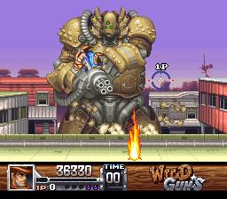 Wild Guns Reloaded Return of the SNES Classic - 3