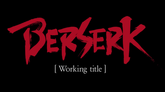 Omega Force Beserk Game Logo