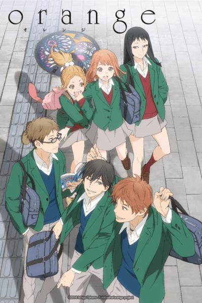 Orange Crunchyroll Summer 2016 Anime Streaming Line-Up Announced
