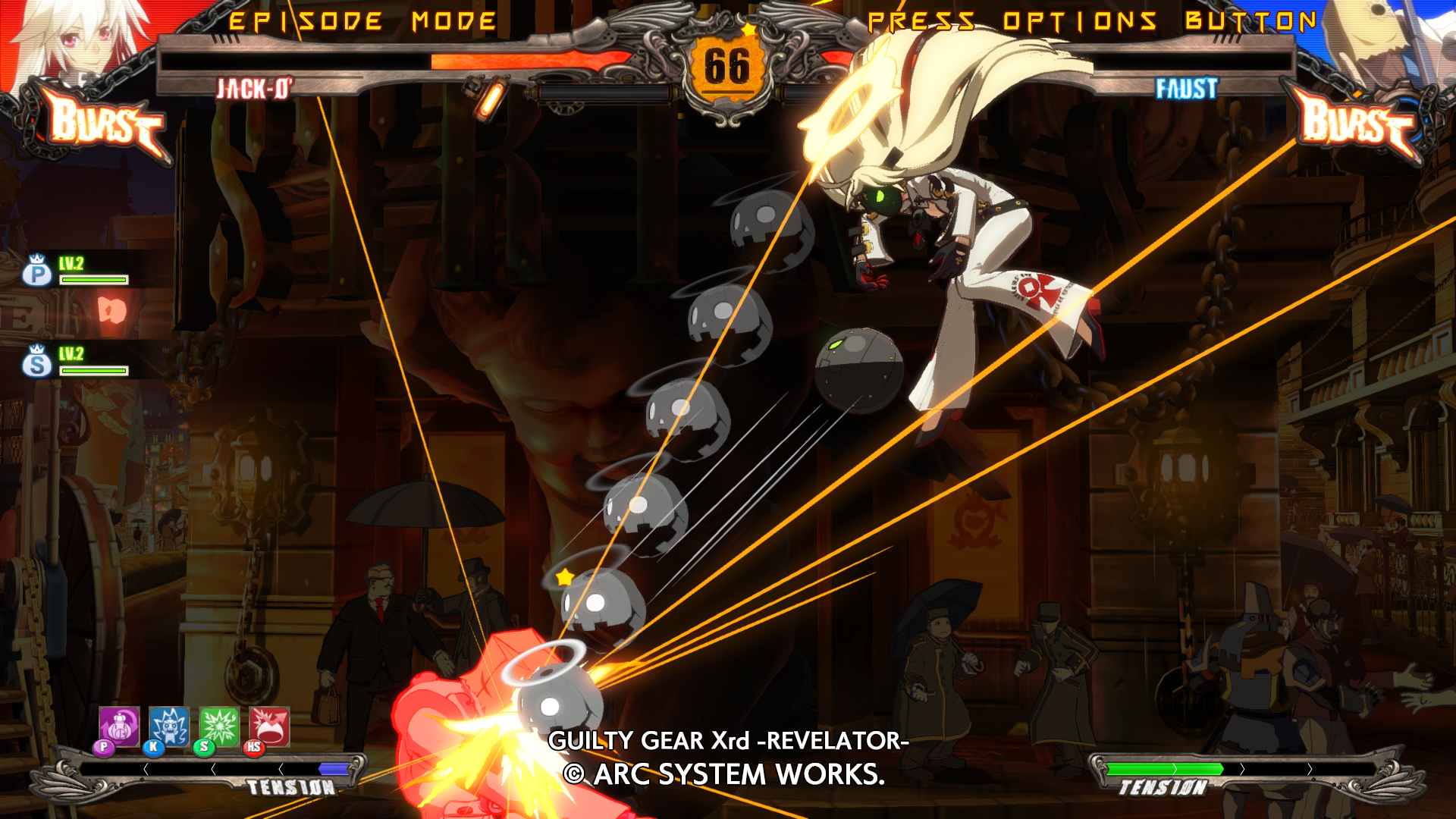 Guilty Gear Xrd Revelator Review Get Ready To Rock Ricedigital