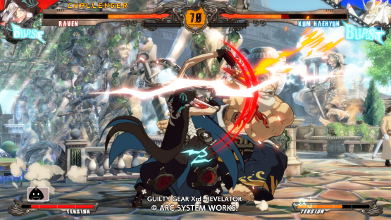 Guilty Gear Xrd -Revelator- Battle 1