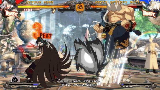 Guilty Gear Xrd -Revelator- Battle 2