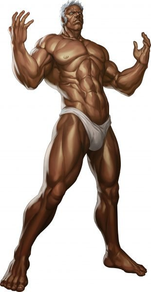 Street Fighter V Balrog Urien Street Fighter III 3rd Strike Pants Man