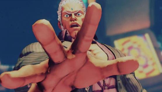 Street Fighter V Balrog Urien