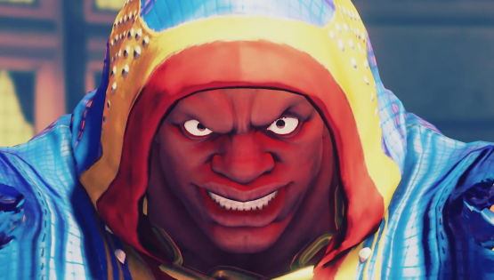 Street Fighter V Balrog 1