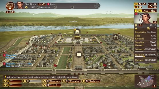 Romance of the Three Kingdoms XIII Review 3