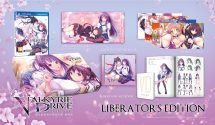Valkyrie Drive Collector's Edition Box Revealed – Exclusively In Our Liberator's Edition
