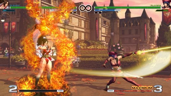 The King of Fighters XIV Review 1