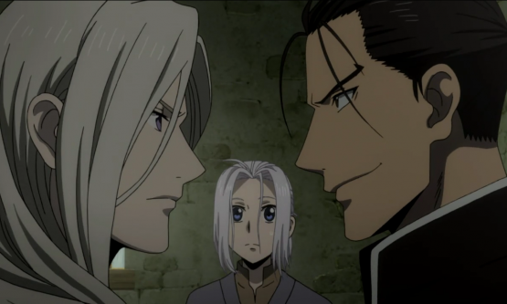 the heroic legend of arslan review 2