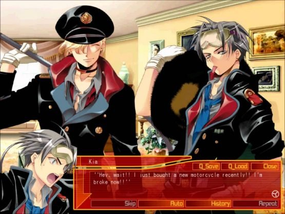 Top 10 English Yaoi Games Absolute Obedience