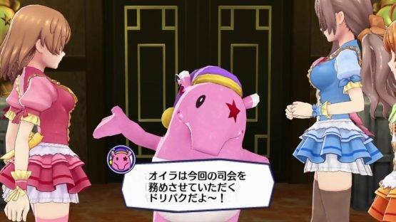 Idol Death Game TV gameplay trailer screenshot