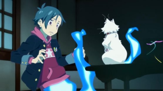 Punch Line Review (Anime) - Better Than It Has Any Right To Be 3