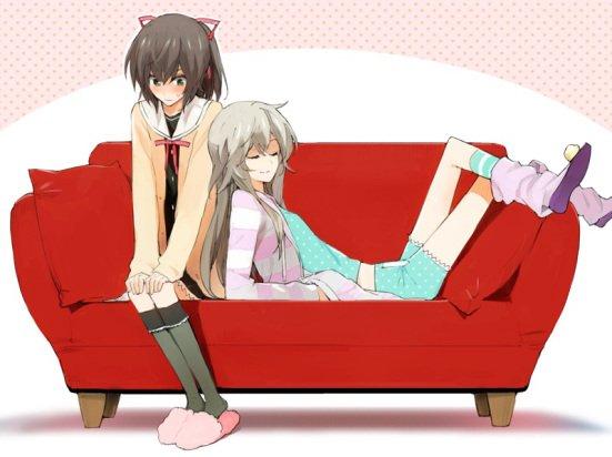 Games yuri kissing [Yuribatake Bokujou