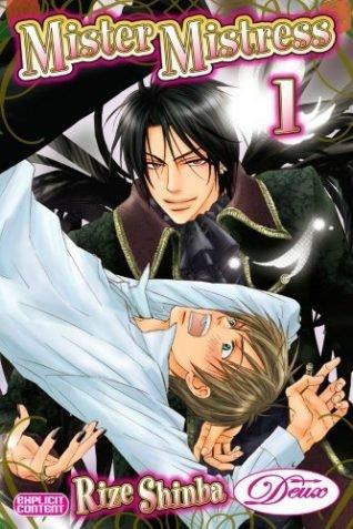Top 10 Spooky Yaoi Manga