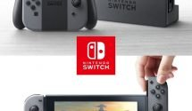 Nintendo Switch Revealed and Releasing March 2017!