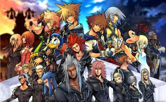 Kingdom Hearts Anime is the Adaptation Gamers Want Most