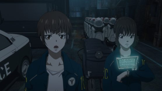 psychopass the movie review 3