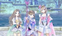 Blue Reflection Release Date Announced for Japan