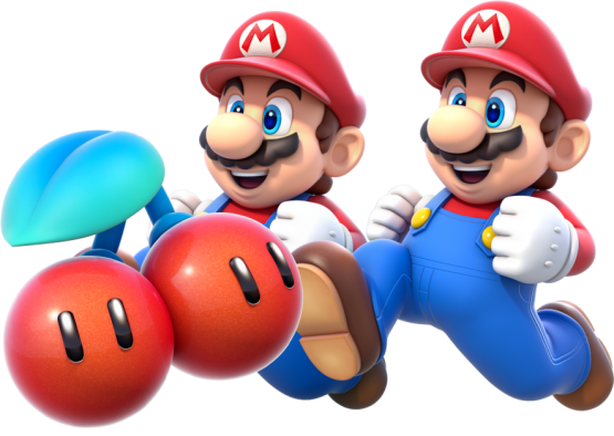 Top 5 Sexiest Mario Power-Ups Double Cherry