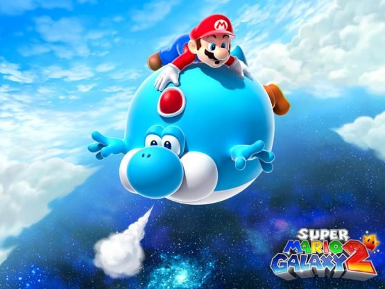 Top 5 Sexiest Mario Power-Ups Blimp Yoshi