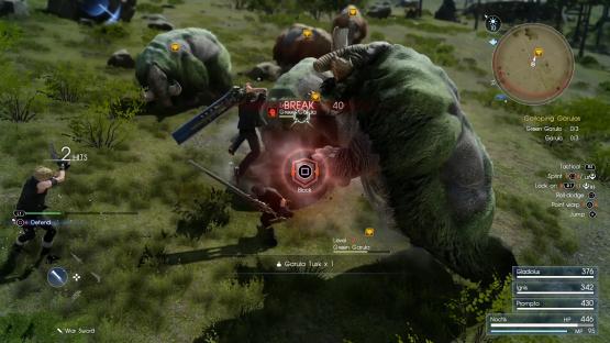 Final Fantasy XV Review 4