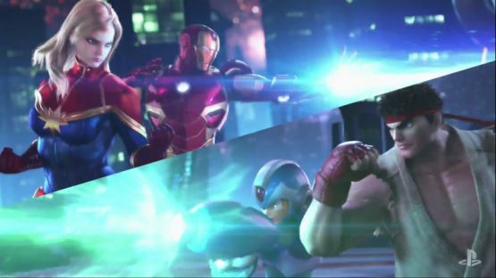 Marvel vs Capcom Infinite Announced for PS4, Ultimate Marvel vs Capcom 3 Available on PS4 Now
