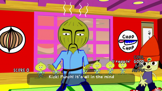PaRappa The Rapper Remastered Announced, Patapon & Locoroco to Follow 2
