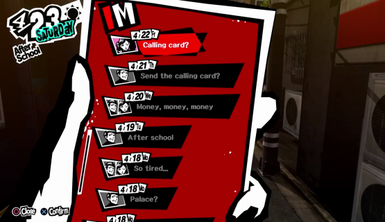 Persona 5 English Story Trailer Revealed at PSX 3