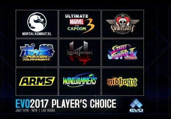 EVO 2017 Line-Up Announced - ARMS Could Be at EVO 2