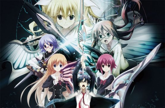 Chaos;Child anime