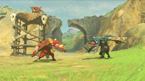 The Legend of Zelda: Breath of the Wild Preview (Switch) 3