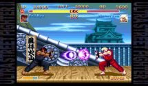 Ultra Street Fighter II for Switch with New Graphics Options