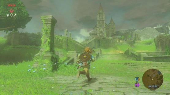 The Legend of Zelda: Breath of the Wild Preview (Switch) 1