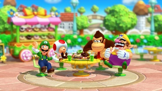 Top 5 Games to Play While Eating Soup Alone on Valentine's Day Mario Party