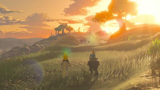 The Legend of Zelda: Breath of the Wild DLC Announced