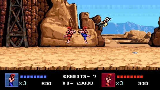 Double Dragon IV Review (PC) - 1