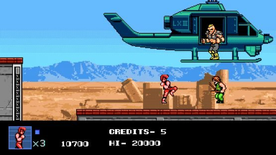 Double Dragon IV Review (PC) - 2