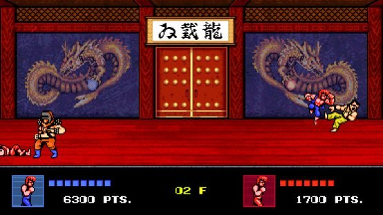 Double Dragon IV Review (PC) - Tower