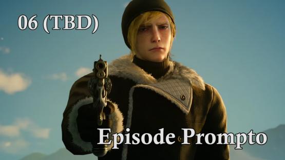 Final Fantasy XV DLC Trailer for Spring 2017