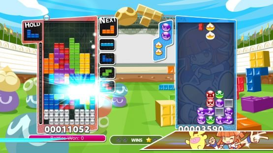 Puyo Puyo Tetris European Release Date Announced