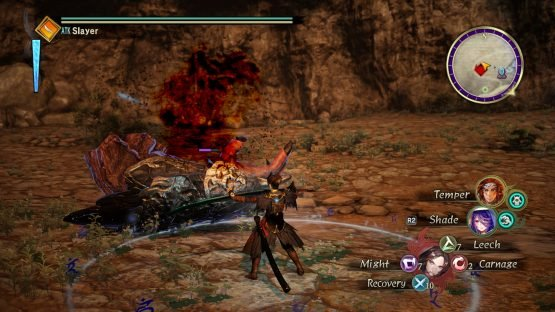Toukiden 2 Preview - Touking it to a New Level Ritual of Purification