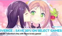 20% Off Select Games in the Rice Digital Valentine's Sale!